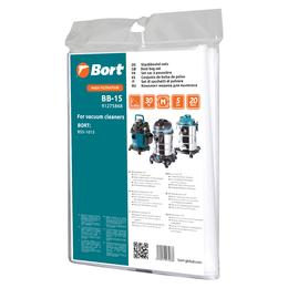 Комплект мешков пылесборных для пылесоса BB-15