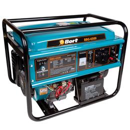 Генератор бензиновый BBG-6500