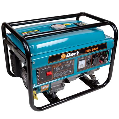 Генератор бензиновый BBG-5000